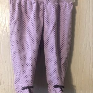 **10items for $9**Gymboree polka dot footie pants
